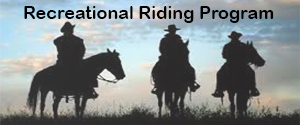 Recreational Riding Program